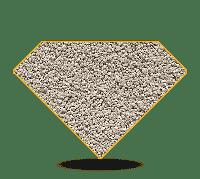 piaski powlekane żywicą