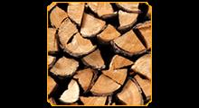 drewno paliwo