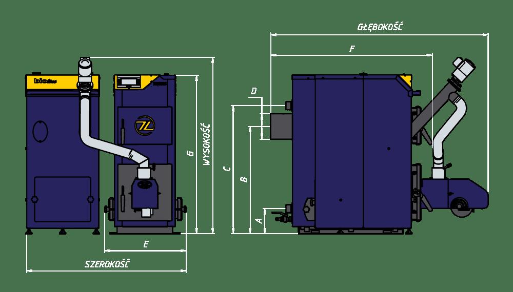 agat rysunek techniczny